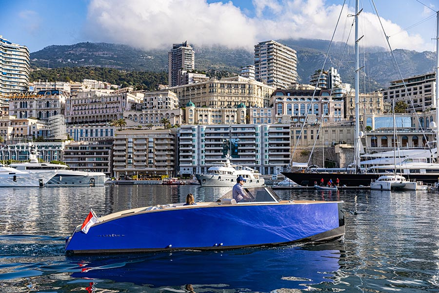 Why should Superyacht Tenders be electric ?